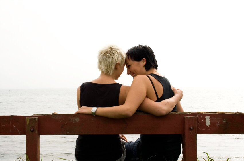 iStock 000008979541Small Are You Hiding in the Lesbian Friend Zone?